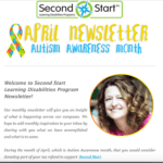 second, start, autism, disabilities, education